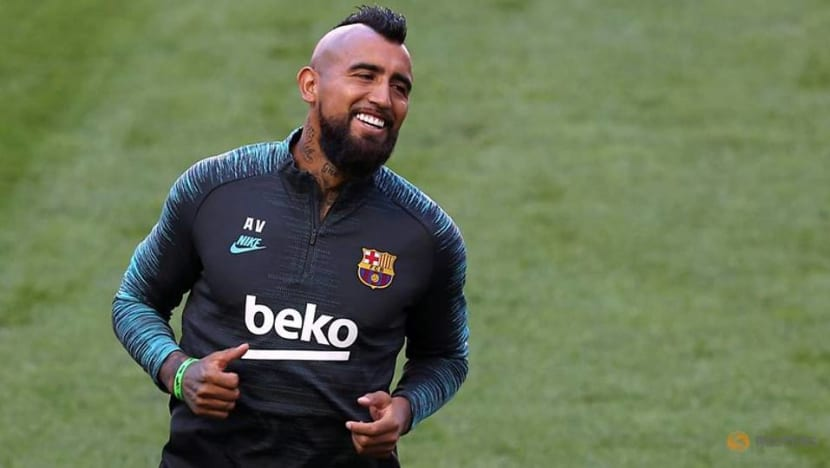 Football: Barca still world beaters and not scared by assured Bayern, says Vidal