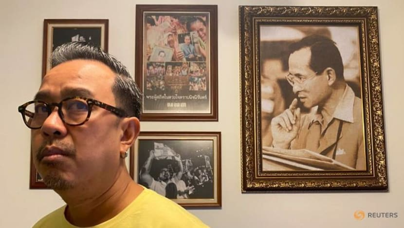 'The monarchy is god': A Thai royalist in a divided kingdom