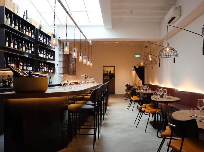 Club Street has a new wine bar. Here's what to expect