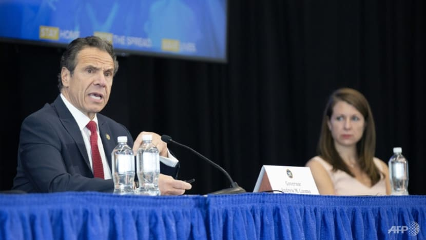 Commentary: Andrew Cuomo case shows why women hesitate to report sexual harassment