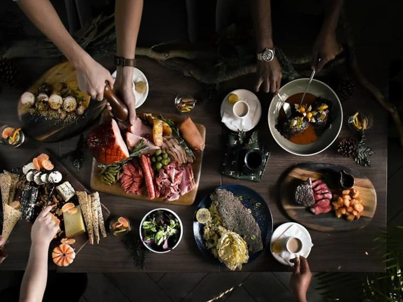 Eurasian classics to wagyu and uni: Where to book your Christmas dinner