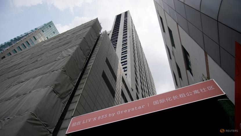 Global investors bet on China's rental property amid shifting political winds