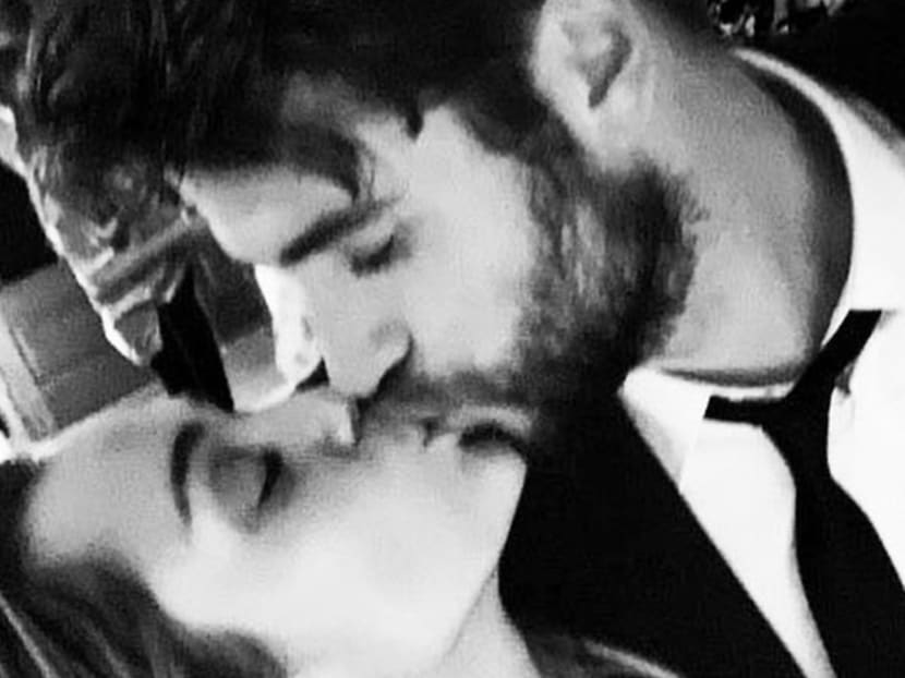 Miley Cyrus and Liam Hemsworth confirm their marriage on social media