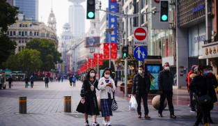 Parts of northeast China on heightened alert as COVID-19 returns