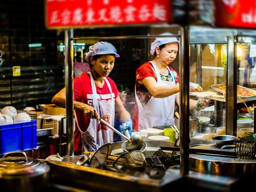 Bangkok's best street food: From oyster omelettes to crispy pork noodles