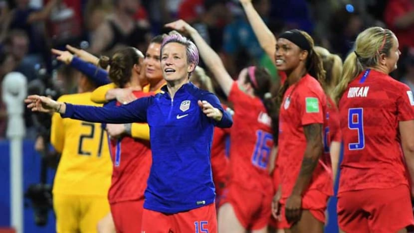 Football: USA into World Cup final as Houghton penalty miss costs England dear