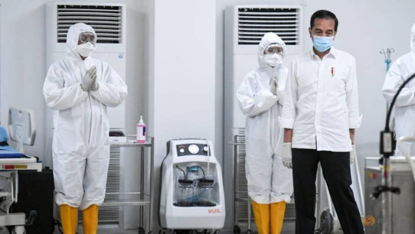Jokowi government formulating regulation that would facilitate quarantine of cities to tackle COVID-19
