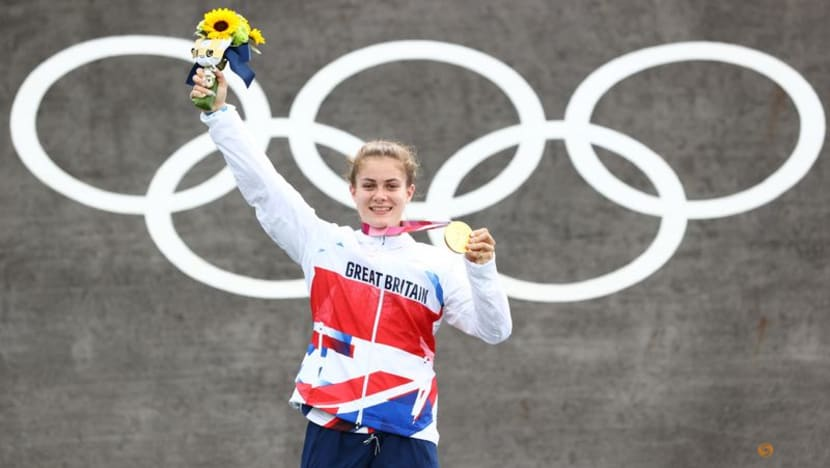 Cycling: Briton Shriever claims world title weeks after Olympic gold