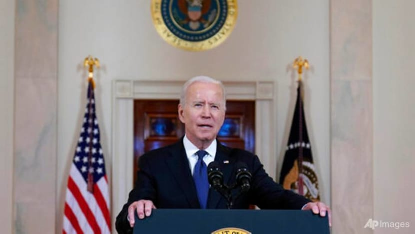 Biden orders US agencies to assess, mitigate risks of climate change
