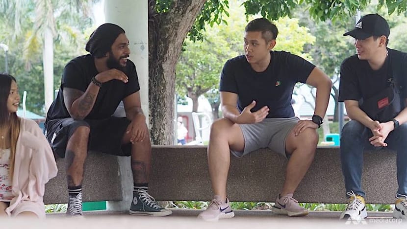 To help Singapore's youth at risk, these outreach workers must hit the streets, and fit in