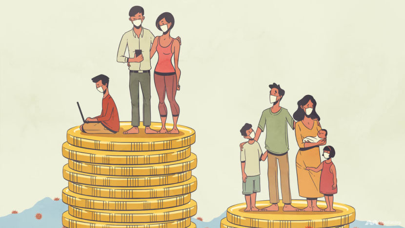 The Big Read: How COVID-19, dubbed the 'inequality virus', has further widened the rich-poor gap
