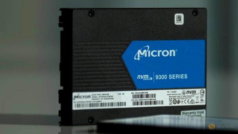 Micron profit beats, forecasts revenue above estimates