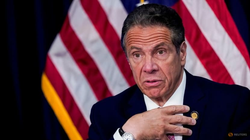 International TV academy rescinds Cuomo's Emmy for COVID briefings
