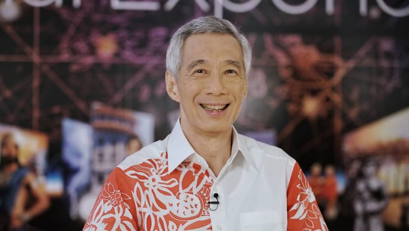PM Lee says important to stay on top of 'bread and butter issues' but 'intangible ethos' of a society more vital in long run