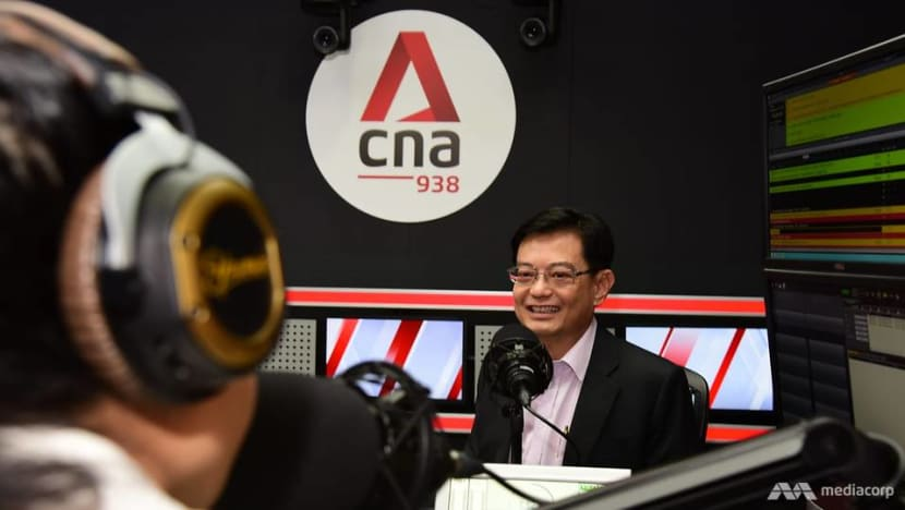 No need for extraordinary budget at this stage: Heng Swee Keat on Singapore economy