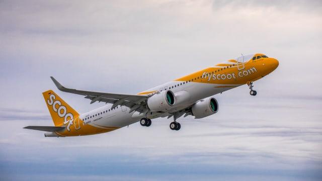 酷航将从下个月8日起 恢复飞往泰国普吉岛航班服务