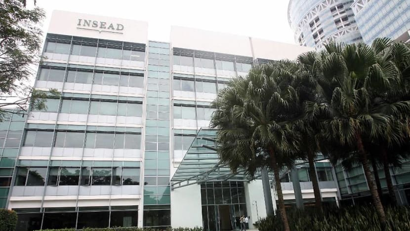 INSEAD dean tests positive for COVID-19, close colleagues put on leave of absence