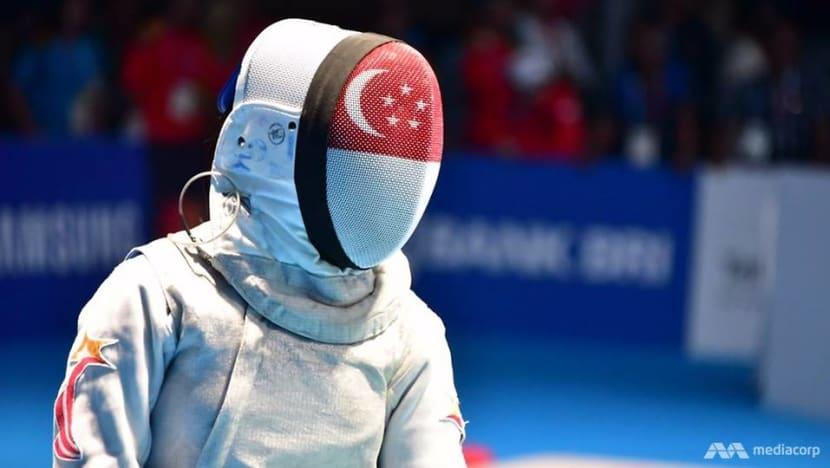 Asian Games: Singapore women's foil team clinch bronze