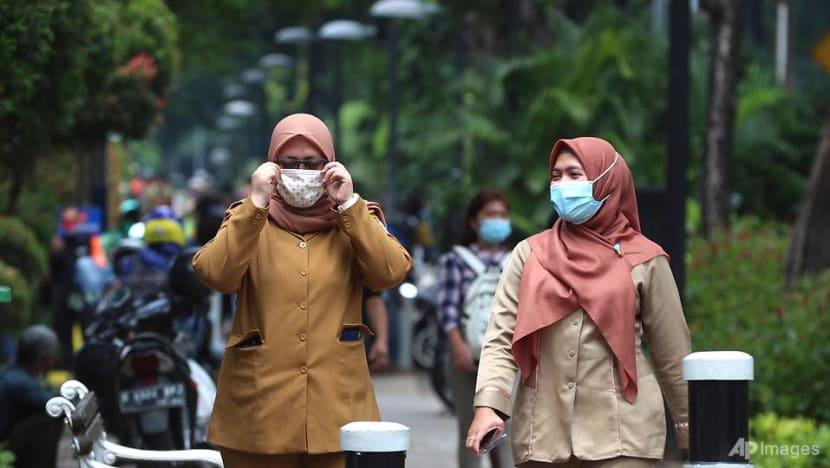 Indonesia reports record 9,321 new COVID-19 infections