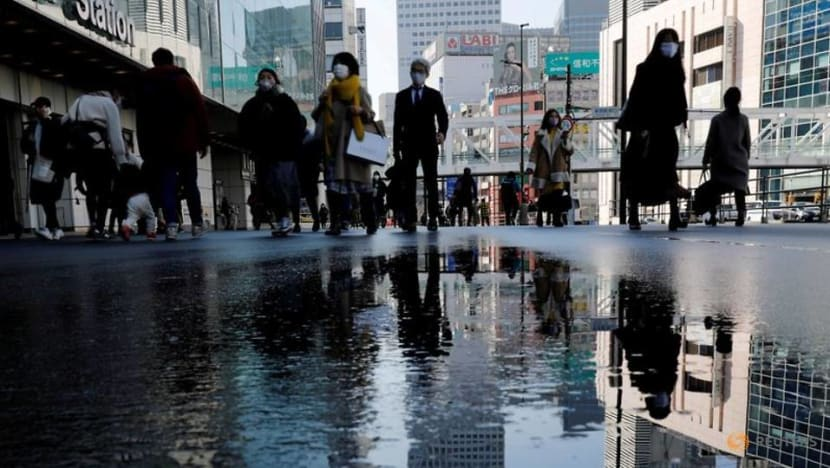 Tokyo area COVID-19 numbers showing signs of rising, health minister says