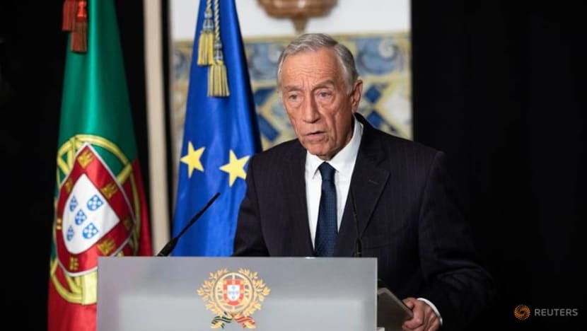 Portuguese president tests positive for COVID-19