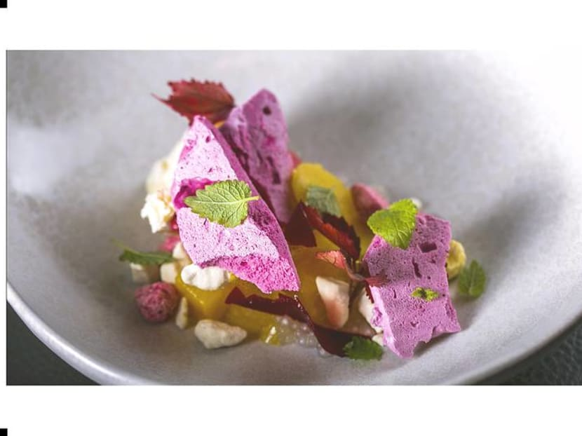 Road test an oven, then tuck into Modern European cuisine at V Dining