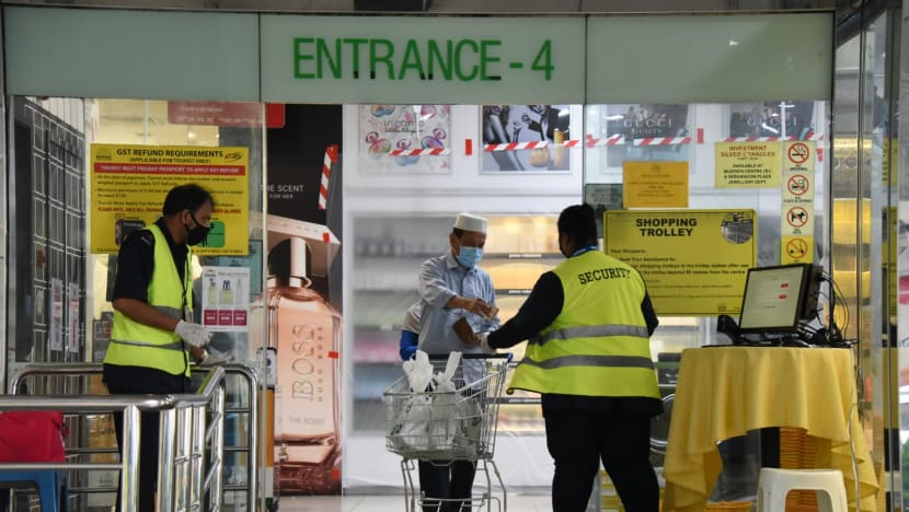 COVID-19: Mustafa Centre reopens supermarket after month-long closure