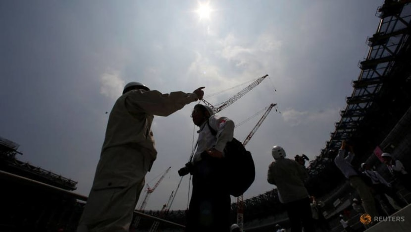 Fearing Olympic chaos, Tokyo tells workers to stay home