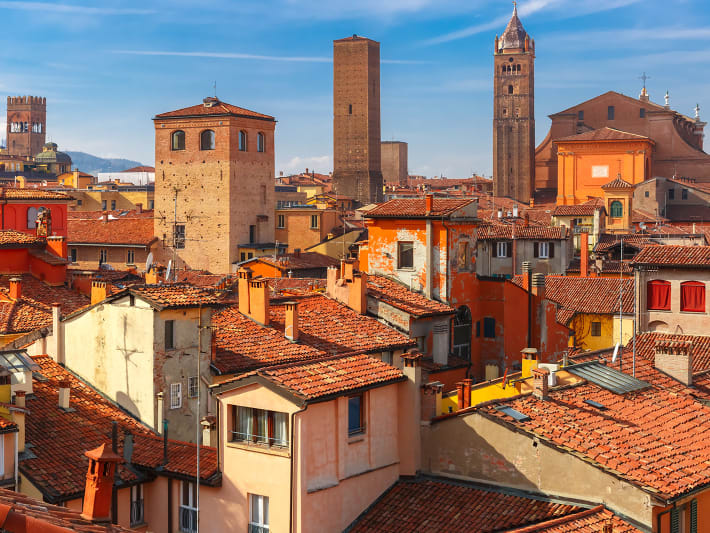 A foodie tour of Bologna, Italy, where Spaghetti Bolognese doesn't exist