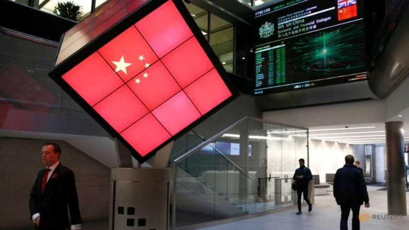 Britain warns tech firms over risks of China expansion
