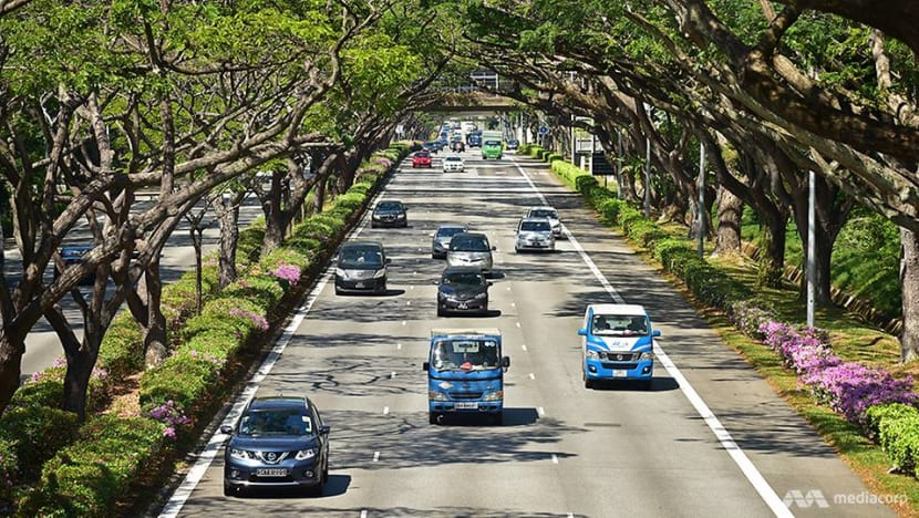 The new tech driving traffic on Singapore's roads
