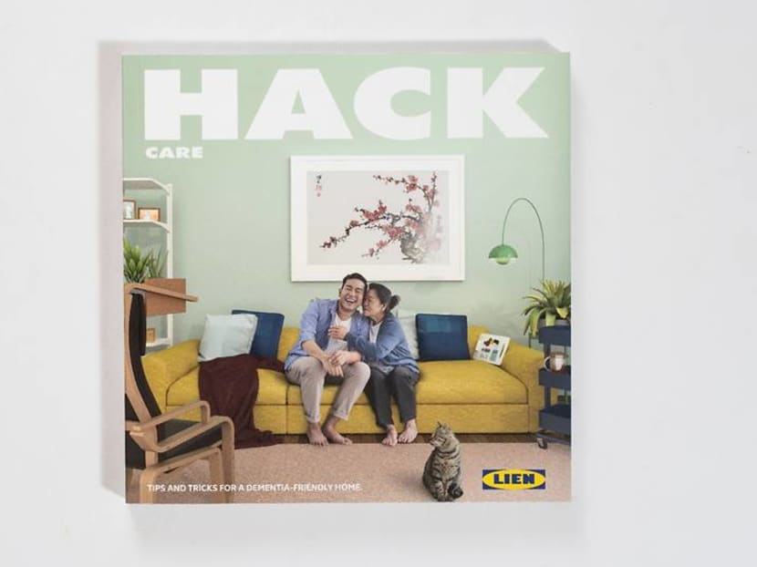Lien Foundation launches book with 'hacks' on caring for persons with dementia