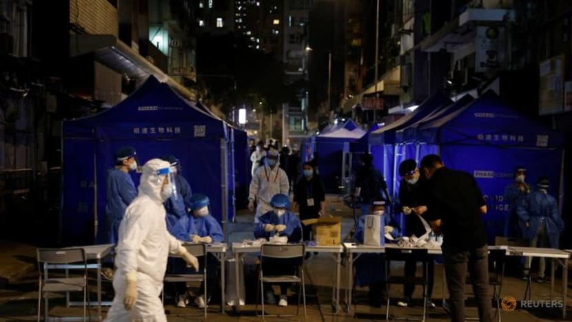 Hong Kong to ease COVID-19 restrictions as daily cases fall