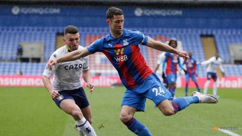 Football: Former England defender Cahill leaves Palace