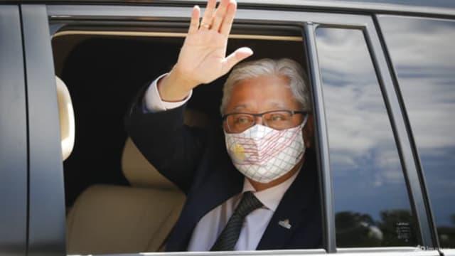 马国新首相依斯迈沙比里下午将发表就职演说