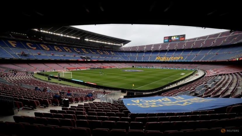 Soccer-Real Madrid says US$3.2 billion La Liga deal with CVC 'deceitful'