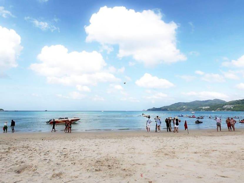 Thailand's popular resort island Phuket reopens to international tourism