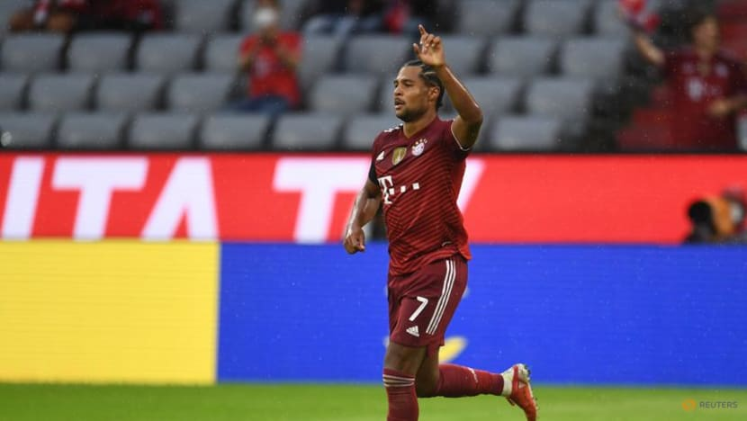 Football: Gnabry double helps Bayern to beat Cologne 3-2 for first win of season