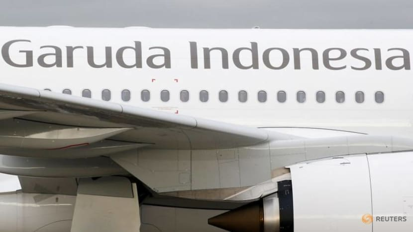 Garuda Indonesia to seek suspension of debt payments to avoid bankruptcy