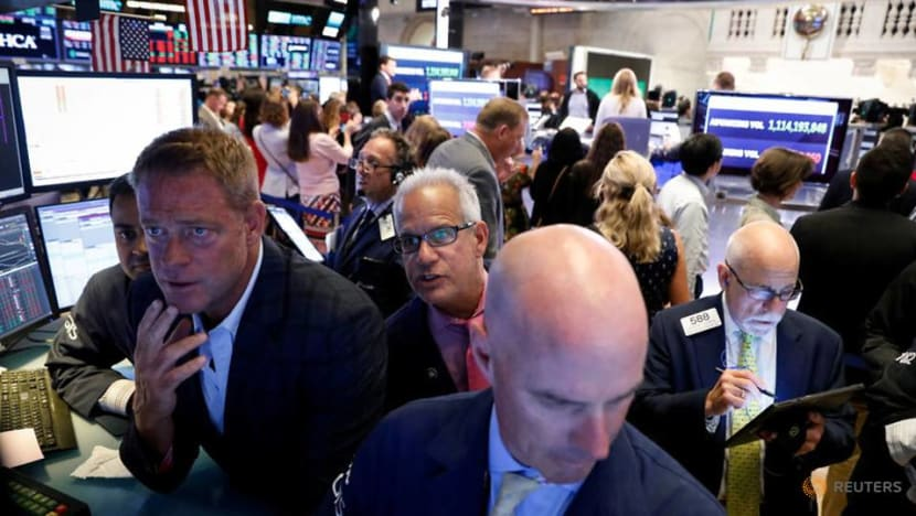 Global stocks tumble on escalating US-China trade war