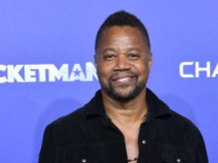 Cuba Gooding Jr sought by police for allegedly groping woman's breasts