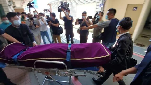 龙劭华遗体已运回台北 经纪人曝他在住宿里最后状况