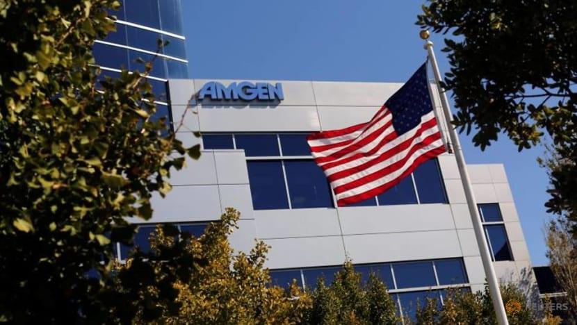 Amgen fourth-quarter profit rises, 2021 outlook below Street view