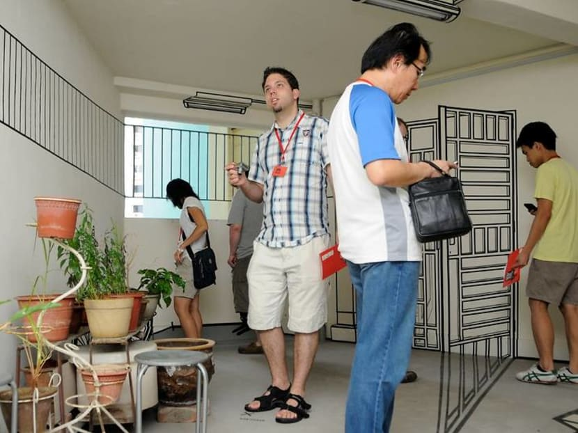 Kampong spirit and kaypoh intentions: 10 years of letting strangers into our homes