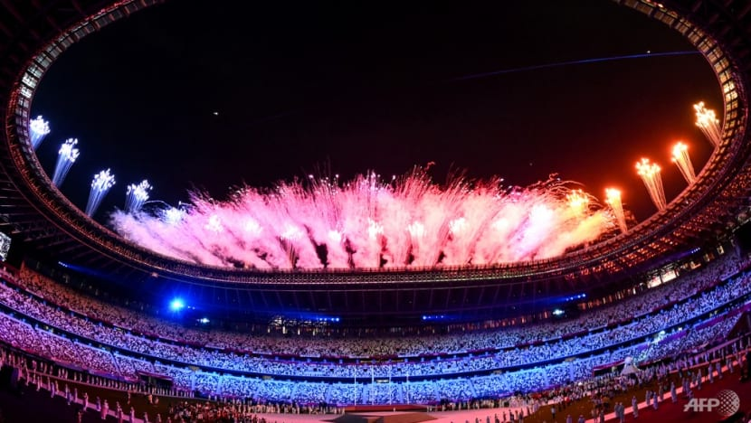 Olympic Games of 'hope, solidarity and peace' declared closed in Tokyo