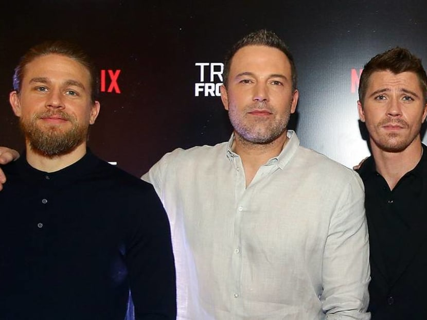 Ben Affleck: 'One of the regrets I have is that I've never served in the military'