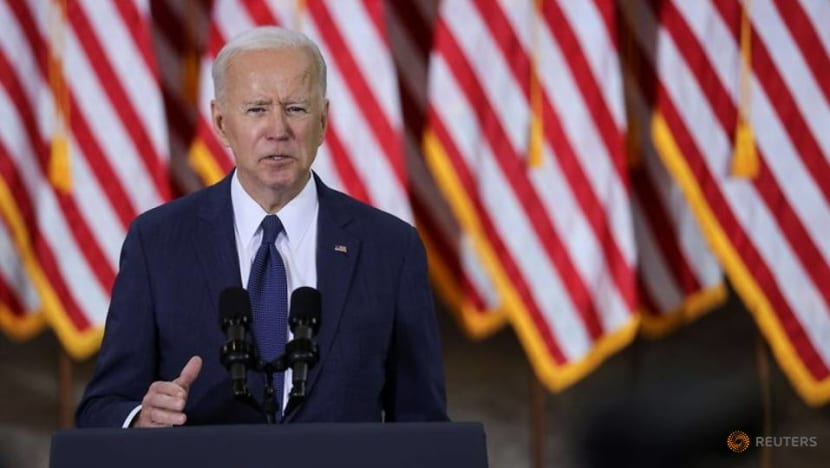 Biden says US$2 trillion jobs plan rivals the space race in its ambition