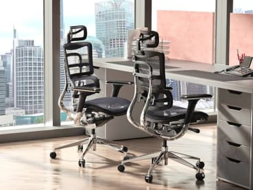 Are more expensive ergonomic office furniture better for your wellbeing?