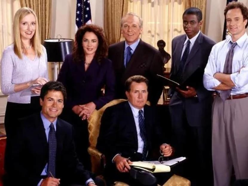 The West Wing cast reuniting to boost turnout for 2020 US elections