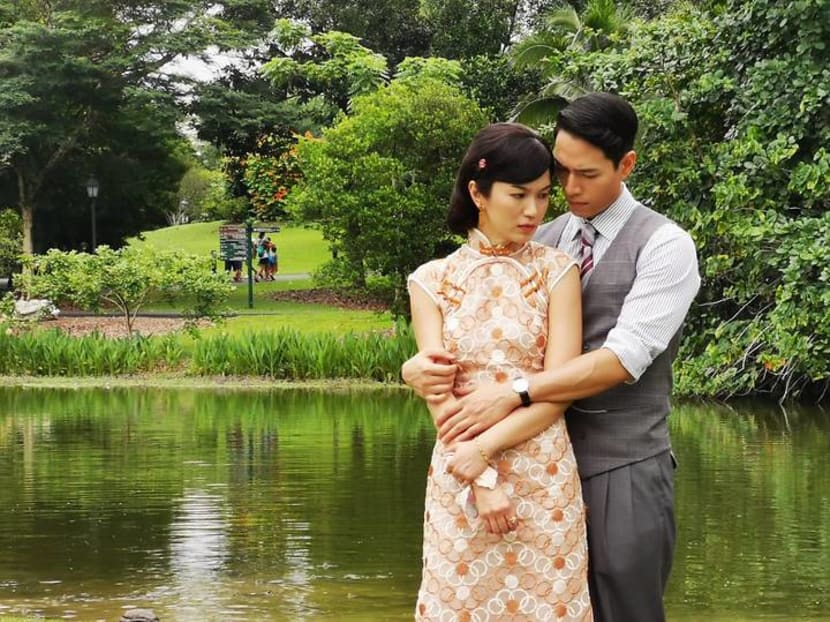 Singapore TV series Last Madame wins award at Busan International Film Festival event